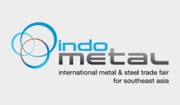 Indometal: the International Metal & Steel Trade Fair for Southeast Asia